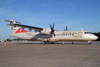 HB-ACC - Etihad Regional - Darwin Airlines ATR 72 (all models)