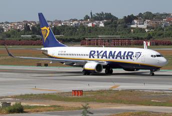 EI-FZH - Ryan Air Boeing 737-800