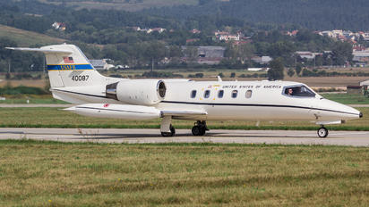 84-0087 - USA - Air Force Learjet C-21A
