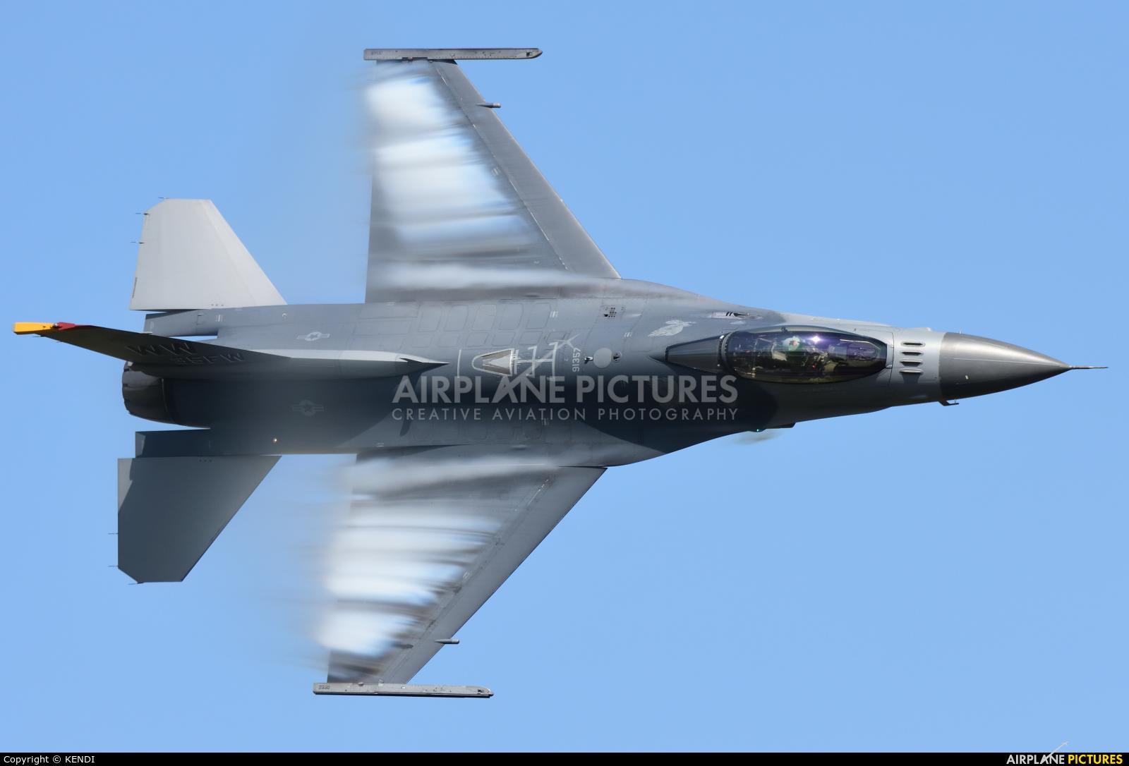 USA - Air Force 91-0357 aircraft at Misawa