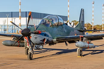 5730 - Brazil - Air Force Embraer EMB-314 Super Tucano A-29A