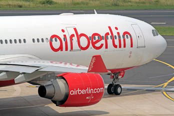 D-ABXD - Air Berlin Airbus A330-200
