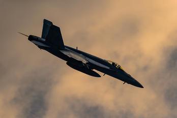 166911 - USA - Navy Boeing F/A-18E Super Hornet