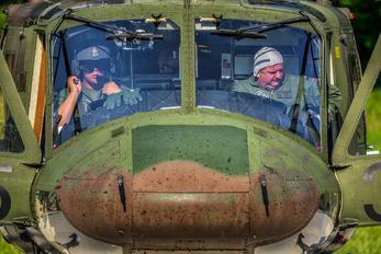 H2-35 - Slovenia - Air Force Bell 412HP