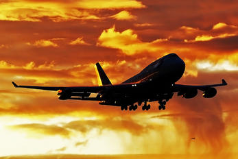 G-CIVO - British Airways Boeing 747-400