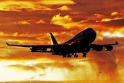 G-CIVO - British Airways Boeing 747-400 aircraft