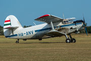 HA-ANV - Private Antonov An-2 aircraft