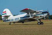 HA-ANV - Private Antonov An-2 aircraft