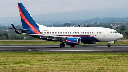 P4-LIG - Petroff Air Boeing 737-700 BBJ