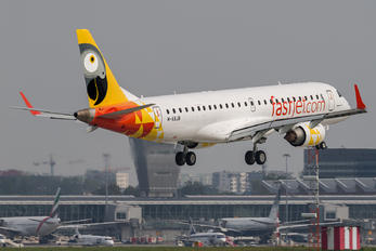 M-ABJB - Fastjet Embraer ERJ-195 (190-200)
