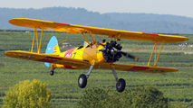 OE-CBM - Private Boeing Stearman, Kaydet (all models) aircraft