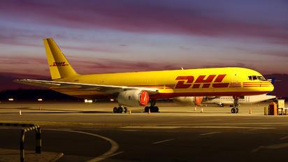 G-BIKL - DHL Cargo Boeing 757-200