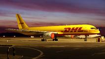 G-BIKL - DHL Cargo Boeing 757-200 aircraft