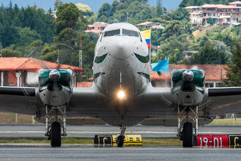 PNC-0213 - Colombia - Police Douglas DC-3TP Turbo Dakota