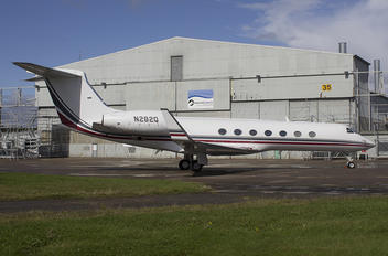 N282Q - Private Gulfstream Aerospace G-V, G-V-SP, G500, G550
