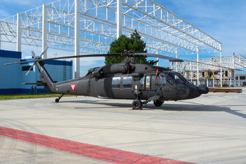 1097 - Mexico - Air Force Sikorsky UH-60L Black Hawk