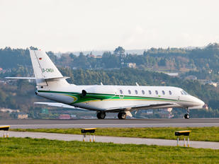 D-CMDH - Herrenknecht Aviation Cessna 680 Sovereign