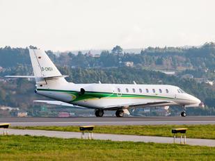 D-CMDH - Herrenknecht Aviation Cessna 680 Sovereign