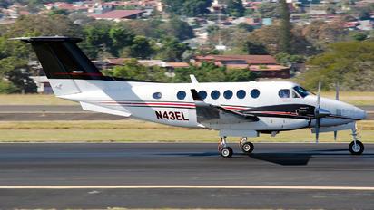 N43EL - Private Beechcraft 200 King Air