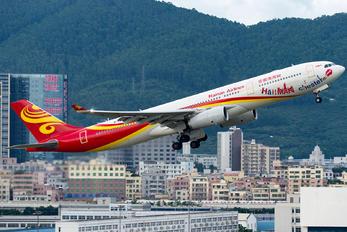 B-8287 - Hainan Airlines Airbus A330-300