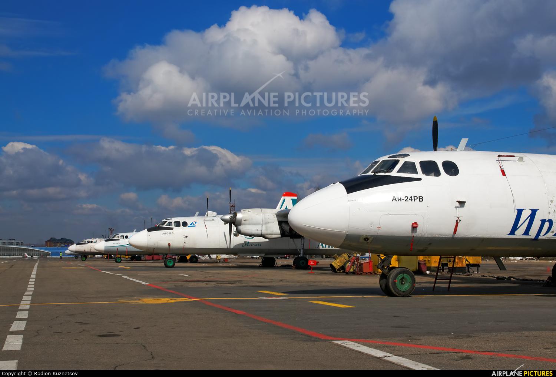 Iraero RA-46846 aircraft at Irkutsk
