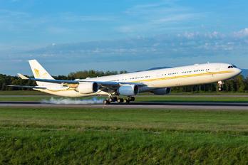 HZ-SKY - Sky Prime Aviation Services Airbus A340-600