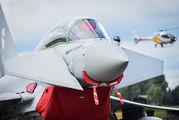 ZK346 - Royal Air Force Eurofighter Typhoon FGR.4 aircraft