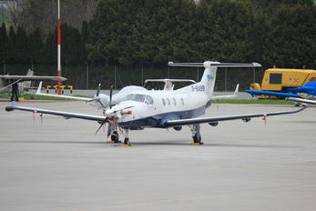 G-RABB - Private Pilatus PC-12