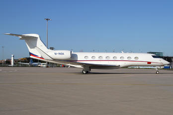 M-INSK - Private Gulfstream Aerospace G650, G650ER