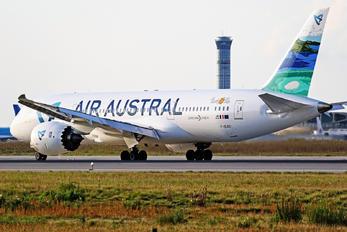 F-OLRC - Air Austral Boeing 787-8 Dreamliner