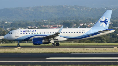 XA-GAC - Interjet Airbus A320