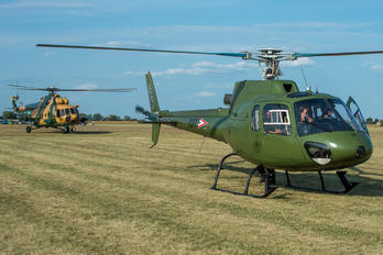 101 - Hungary - Air Force Aerospatiale AS350 Ecureuil / Squirrel