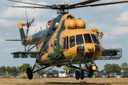 705 - Hungary - Air Force Mil Mi-17 aircraft