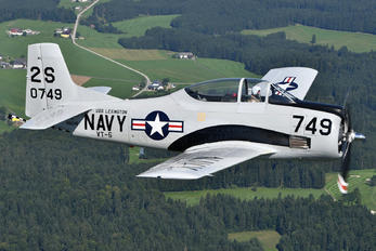 D-FUMY - Private North American T-28C Trojan