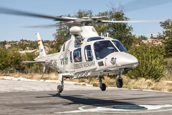 EC-IUS - Helisureste Agusta Westland AW109 E Power Elite