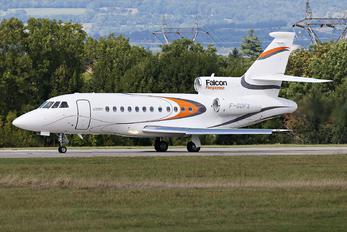 F-GOFX - Dassault Falcon Service Dassault Falcon 900 series