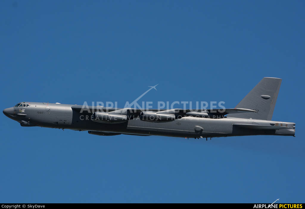 USA - Air Force 61-0007 aircraft at Oshkosh - Wittman Regional