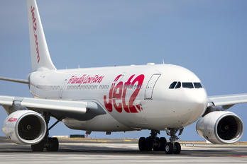 G-VYGL - Jet2 Airbus A330-300