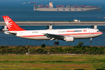 B-2326 - Uni-top Airlines Airbus A300F