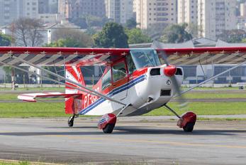 PT-OSP - Aeroclube de São Paulo - Airport Overview - Aircraft Detail