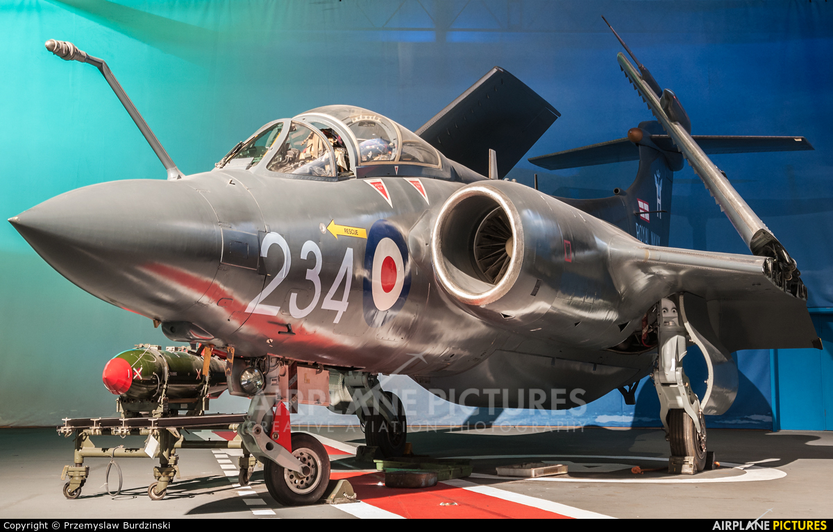 Royal Air Force XV333 aircraft at Yeovilton