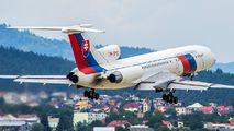 OM-BYO - Slovenia - Government Tupolev Tu-154M aircraft