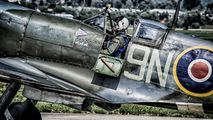 G-MXVI - Private Supermarine Spitfire LF.XVIe aircraft