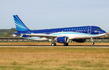 4K-AI07 - Private Airbus A320