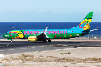 D-ATUJ - TUIfly Boeing 737-800