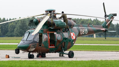 0816 - Poland - Army PZL W-3 Sokol