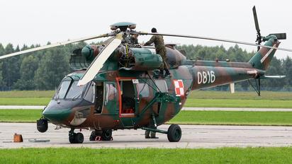 0816 - Poland - Army PZL W-3 Sokół