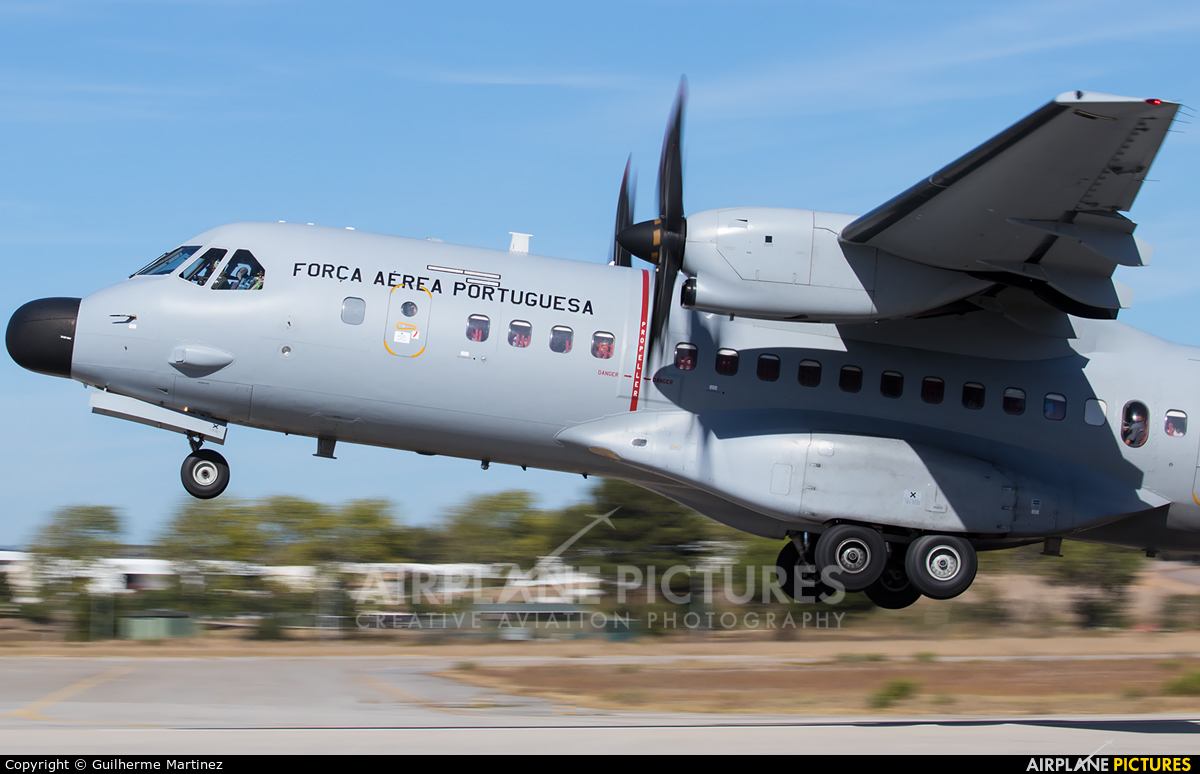 Portugal - Air Force 16703 aircraft at Sintra