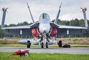 HN-454 - Finland - Air Force McDonnell Douglas F-18C Hornet aircraft