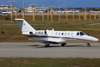 G-ZEUZ - Centreline Air Charter Cessna 525A Citation CJ2